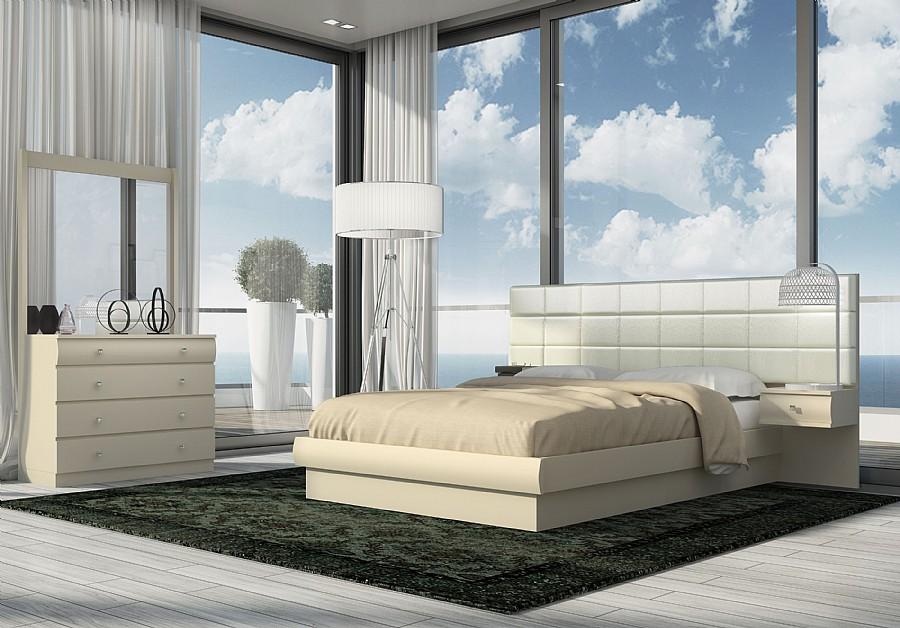 מתוחכם מיטה יהודית מעוצבת (מיטות יהודיות יוקרתיות 100% איכות) - מחסני ארונות OG-84